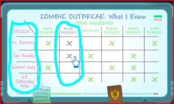 Zomberry Island Walk-through | Poptropica Tips For Poptropicans on poptropica shrink ray island walkthrough, poptropica spy island walkthrough, poptropica counterfeit island walkthrough, poptropica super villain island walkthrough, poptropica shark tooth island walkthrough, poptropica big nate island walkthrough, poptropica reality tv island walkthrough, poptropica 24 carrot island walkthrough, poptropica zombie island walkthrough, poptropica super power island walkthrough, poptropica virus hunter island walkthrough, poptropica cryptids island walkthrough, poptropica mythology island walkthrough, great pumpkin island poptropica full walkthrough, poptropica steamworks island walkthrough, poptropica game show island walkthrough, poptropica s.o.s island walkthrough, poptropica nabooti island walkthrough, poptropica vampire's curse island walkthrough,