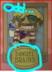 Samuel Brains