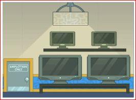 TVs on Poptropica