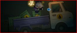 poptropica zomberry island how to get zombie to move