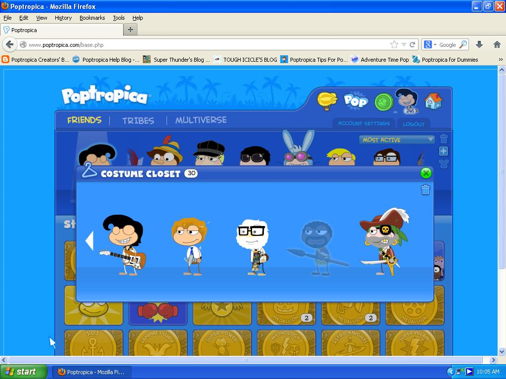 Oh,my Aching Jealousness… | Poptropica Tips For Poptropicans
