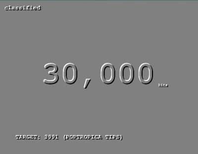 30,000 hits!