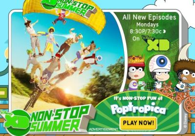 Disney XD Ad