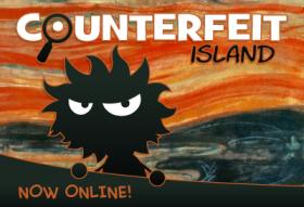 BWFC - Art - Counterfeit Island Now Online