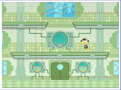 """One of the lost levels of Poptropica."""