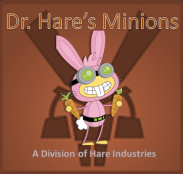 Dr. Hare Logo