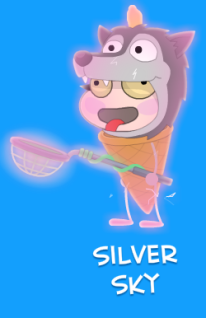 Silver Sky as of 8/13/15