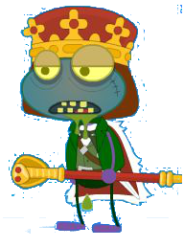 Zombie King