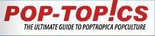 Poptopics Logo.