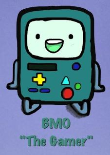 BMO Drawing By Meh