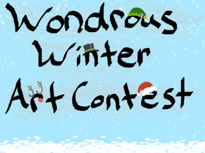 PTFP Winter Art Contest