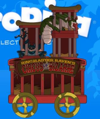 Monster Carnival Cart Homepage