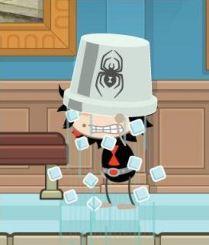 Poptropica Ice Bucket Challenge