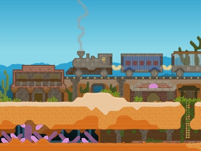 Poptropica Land Creation 2