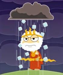 Zeus Ice Bucket Challenge
