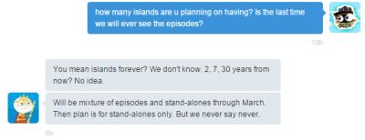 Episodes Gone