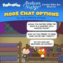Chat Options