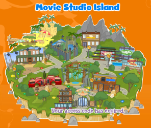 Movie Studio Island