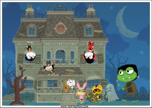 Halloween Template 4