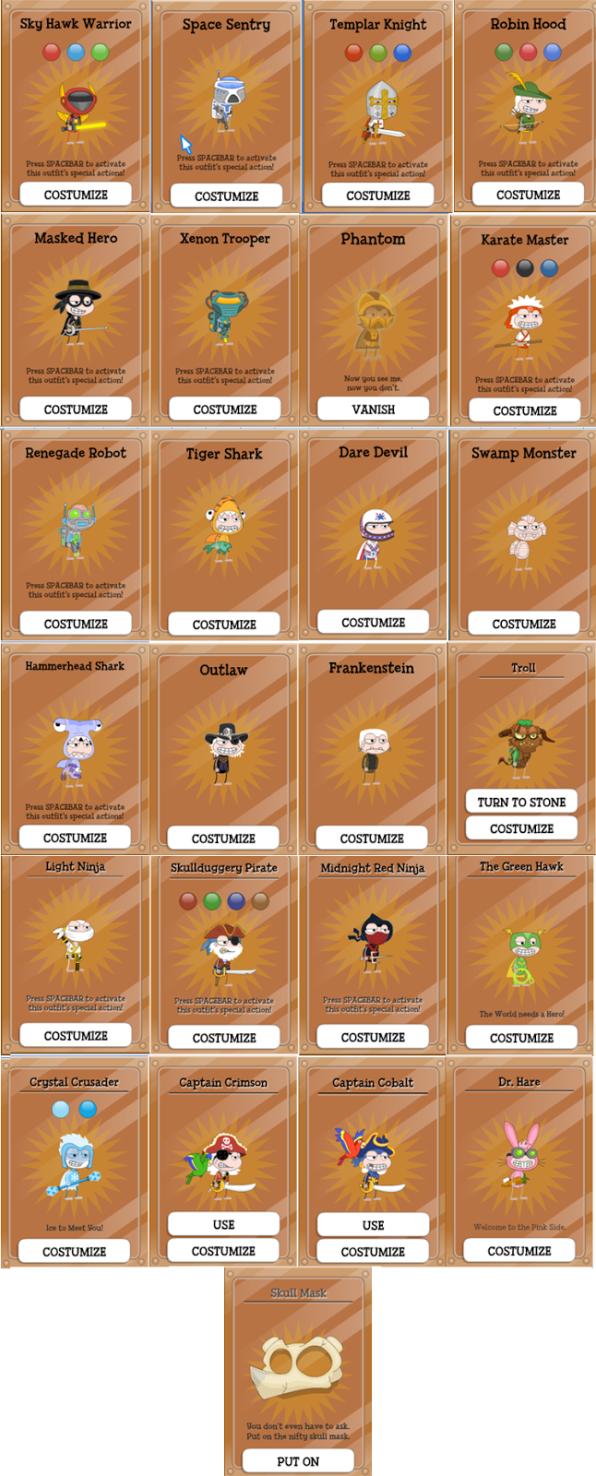 bronzecards
