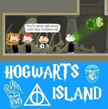 Hogwarts Island