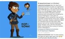 @haileymorrisonbooks on Instagram